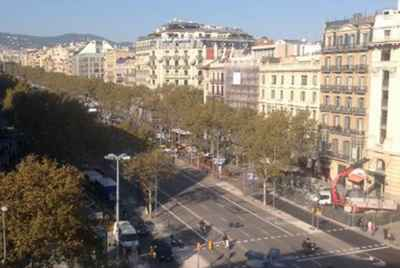 Cozy apartment in the center of Barcelona near Paseo de Gracia Avenue